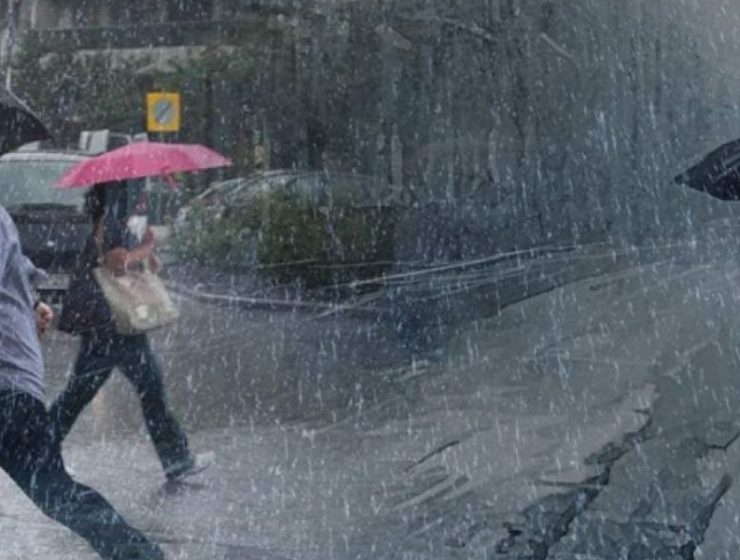 Καιρός (23/11): Τοπικές βροχές και νέα πτώση της θερμοκρασίας σήμερα, Παρασκεύη