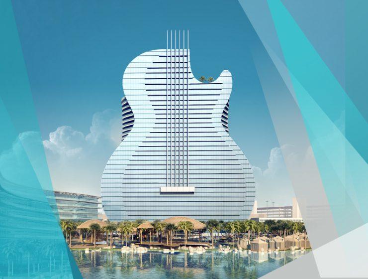 Δείτε πώς θα περάσετε μία βραδιά σε αυτό το απίστευτο ξενοδοχείο-κιθάρα!
