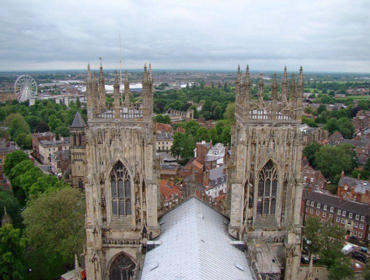 Γιορκ: η «πόλη των φεστιβάλ» βρίσκεται στην Αγγλία