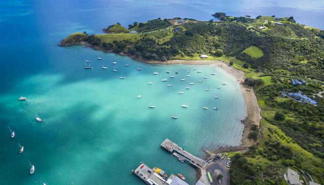 Νησί Γουαϊχέκε, Νέα Ζηλανδία