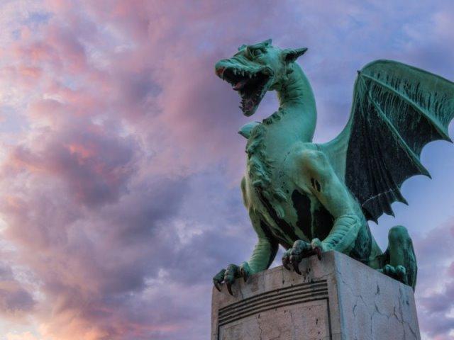 Άγαλμα Δράκος