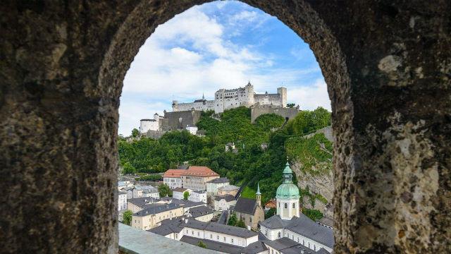Αυστρία: Δείτε τα 15 καλύτερα κάστρα της (photos)