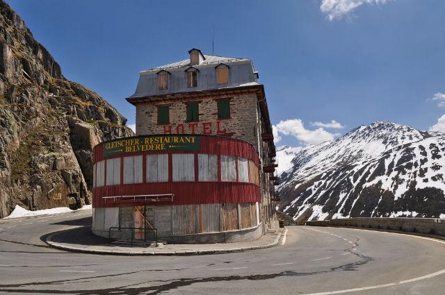 Ένα ξενοδοχείο από το οποίο δεν θα θέλαμε να κάνουμε check out!