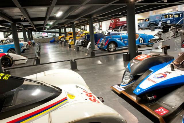 Μουσείο Peugeot Μπελφόρ