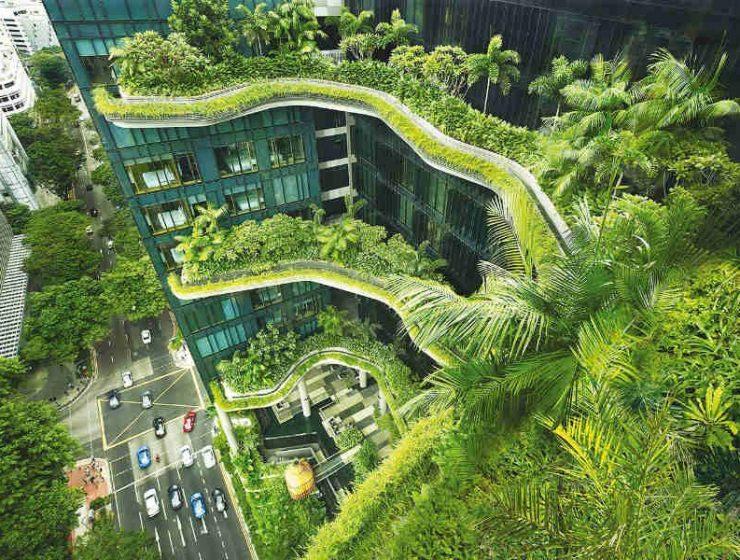 """Ένα απίστευτο ξενοδοχείο """"μέσα σε κήπο""""!"""