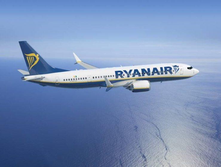 Ryanair μεγάλη έκπτωση