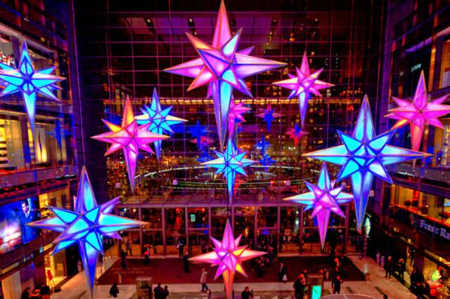Holiday Under the Stars, Νέα Υόρκη Χριστούγεννα