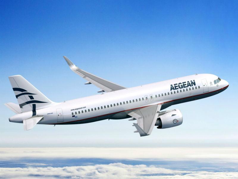 Η Aegean προσθέτει νέα δρομολόγια λόγω…Astra Airlines!