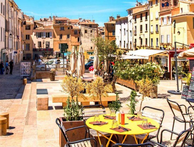Aix de Provence: Ή σαν να ξυπνήσατε μέσα σε έναν πίνακα του Σεζάν!