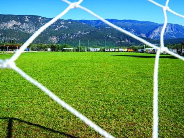 Γήπεδο στην Άμφισσα