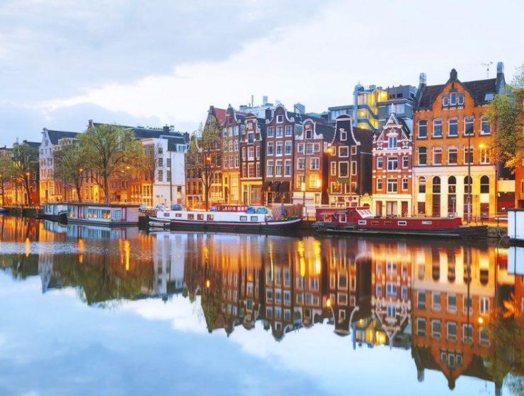 12+1 αξιοθέατα για όσους πάνε στο Άμστερνταμ πρώτη φορά!