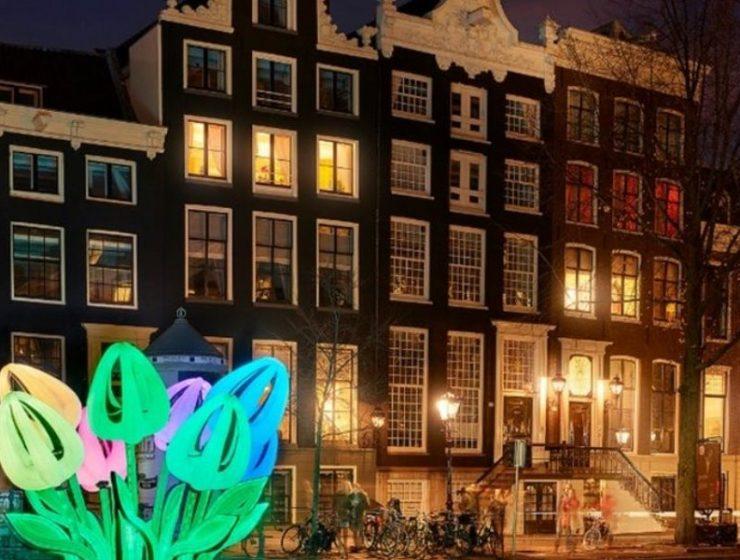 Μία γιορτή γεμάτη φως στο Άμστερνταμ! Δείτε τις μοναδικές εικόνες!