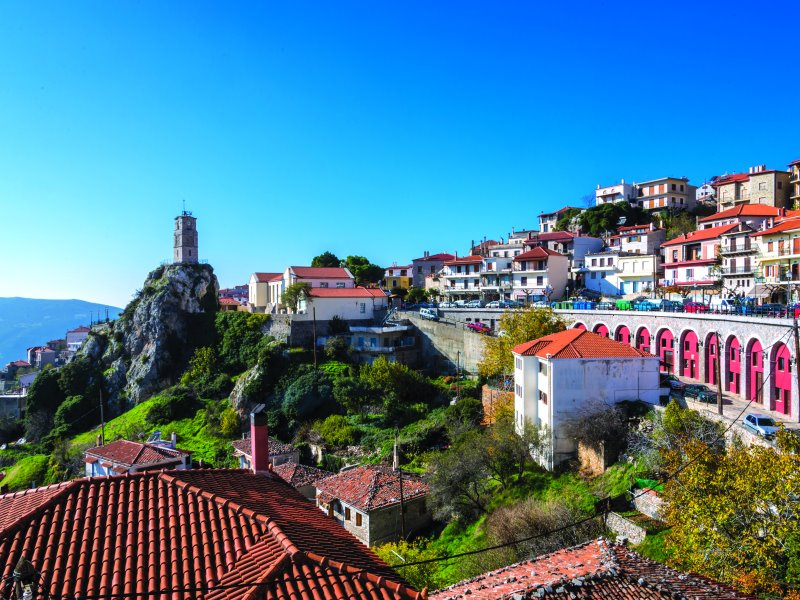 Αυτά είναι τα 5 πιο μαγευτικά μέρη της Ελλάδας για τον χειμώνα!