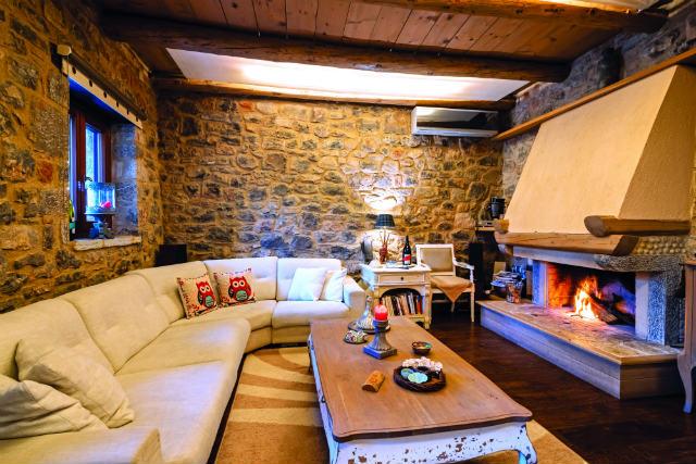 Ξενώνας Argyriou Winery, Πολύδροσος