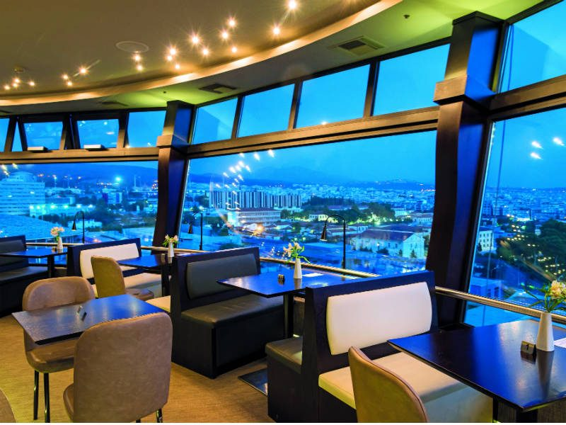 Θεσσαλονίκη: Ξέρουμε τα hot spots της πόλης που έχουν σίγουρα την καλύτερη θέα!