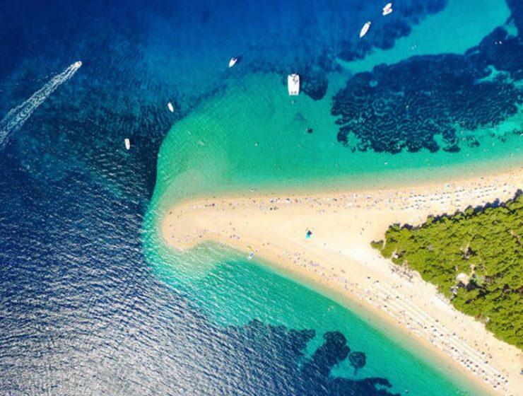 """Μπρακ: Δείτε, εδώ, το πανέμορφο """"μυστικό"""" που κρύβει αυτό το νησί στην Αδριατική!"""