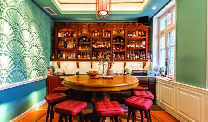 casablanca social club bar