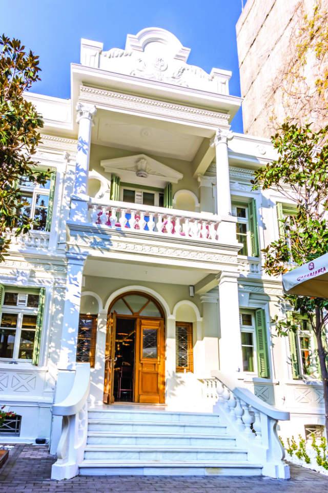 Casablanca social club Θεσσαλονίκη