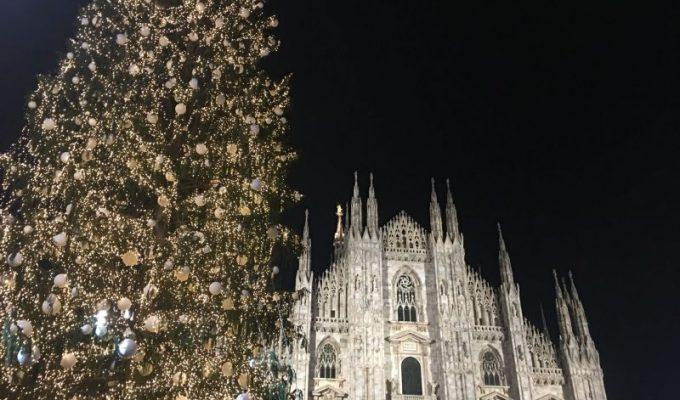 Χριστούγεννα στο Μιλάνο
