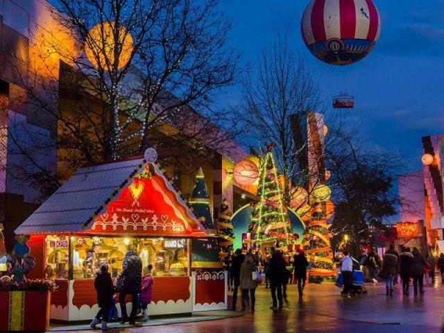 Disneyland: Ελάτε να γίνουμε ξανά παιδιά ενόψει Χριστουγέννων! (video)