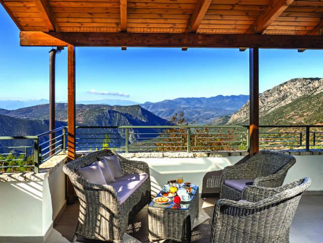 Domotel Anemolia Mountain Resort, Αράχωβα