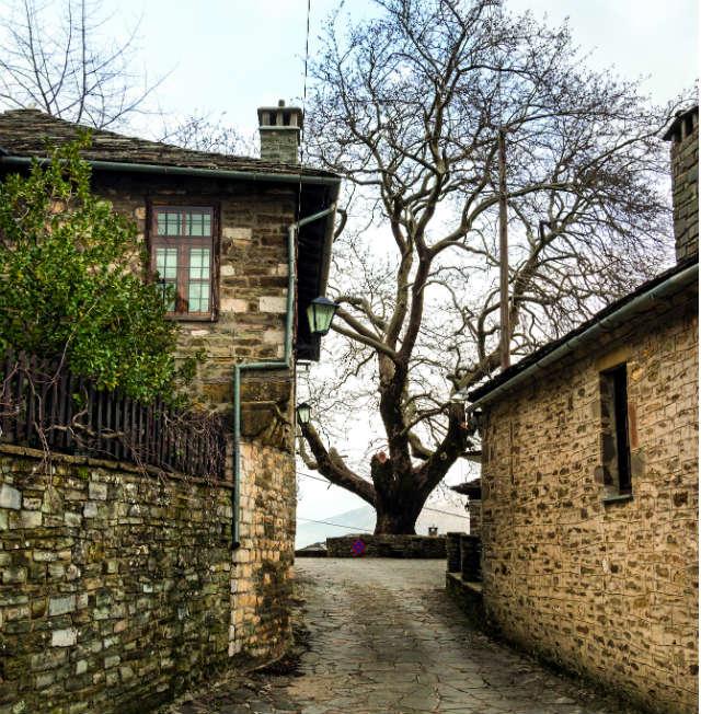Ελάτη, ένα λιγότερο γνωστό χωριό του Ζαγορίου