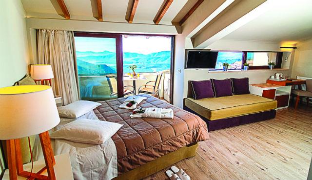 Fedriades Delphi Hotel, Δελφοί διαμονή