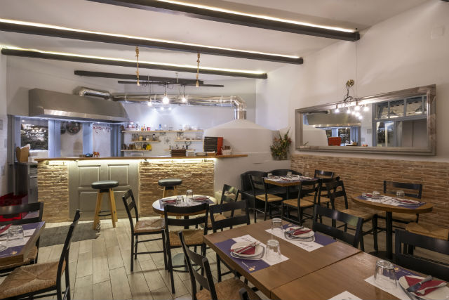 Fuego - ιταλικό εστιατόριο Αράχωβα