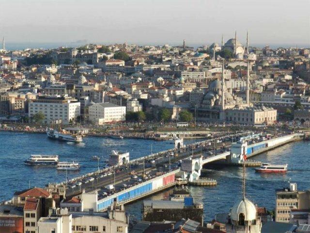 Κωνσταντινούπολη: Περπατήστε στις γέφυρες της Πόλης που ενώνεται η Δύση και η Ανατολή