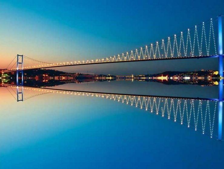 Κωνσταντινούπολη: Περπατήστε στις γέφυρες της Πόλης-Εκεί που ενώνονται η Δύση και η Ανατολή