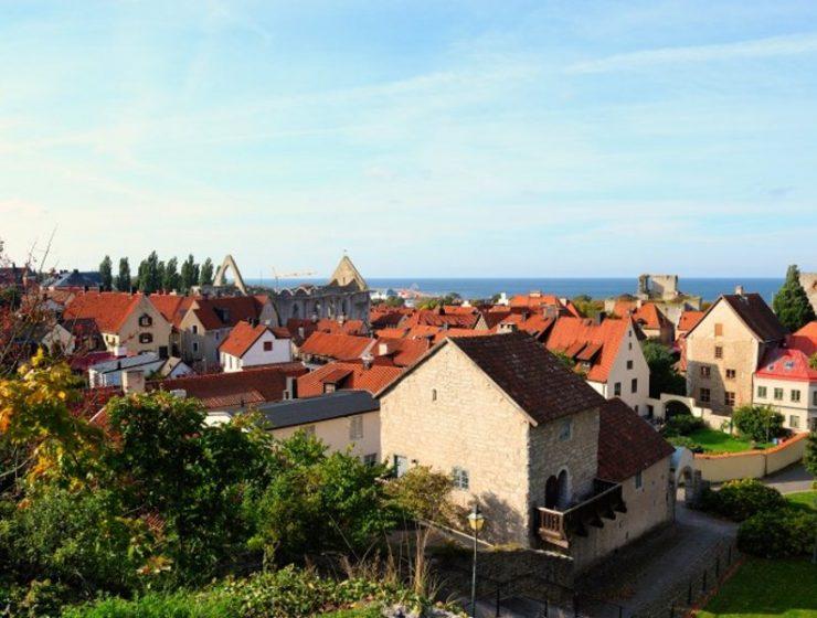 Gotland: Αυτό είναι το μεγαλύτερο και πιο παγωμένο νησί της Σουηδίας!