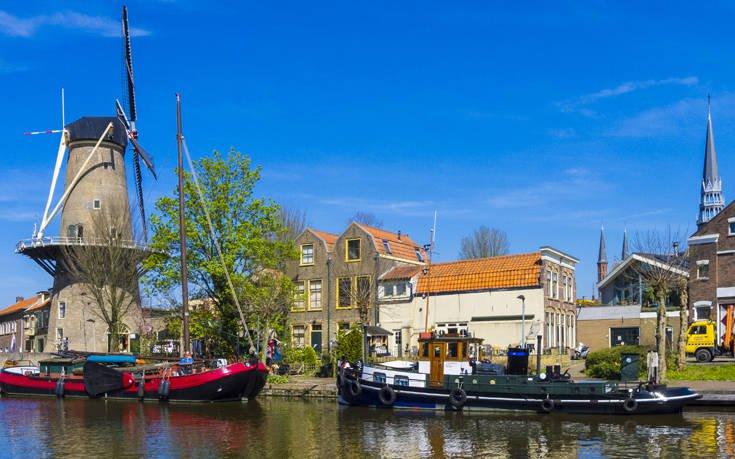 Gouda: Ένα στολίδι στην... πράσινη καρδιά της Ολλανδίας!