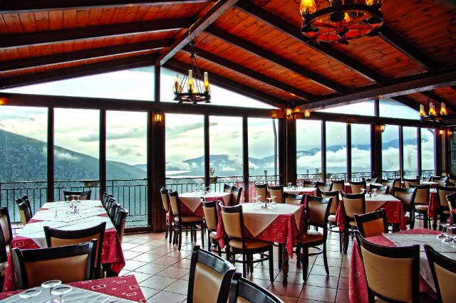 Hotel Λέφας εστιατόριο