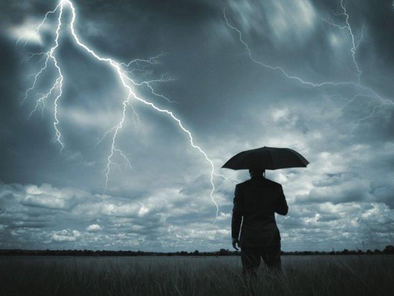 Καιρός: Νέα επιδείνωση σήμερα με ισχυρές βροχές και καταιγίδες!