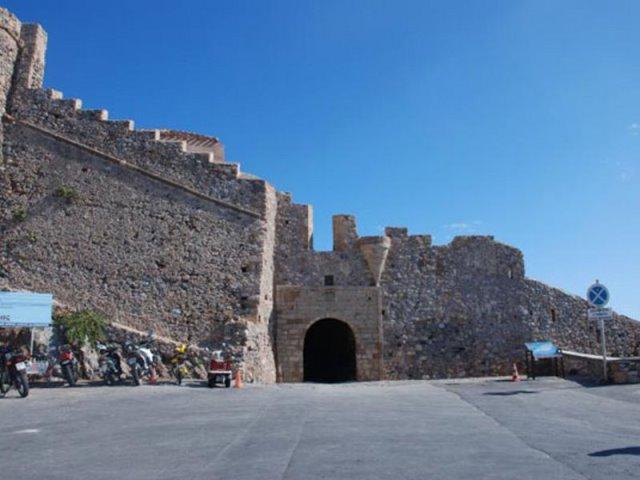 Τα 20+1 ωραιότερα κάστρα της Ελλάδας... Θαυμάστε τα!