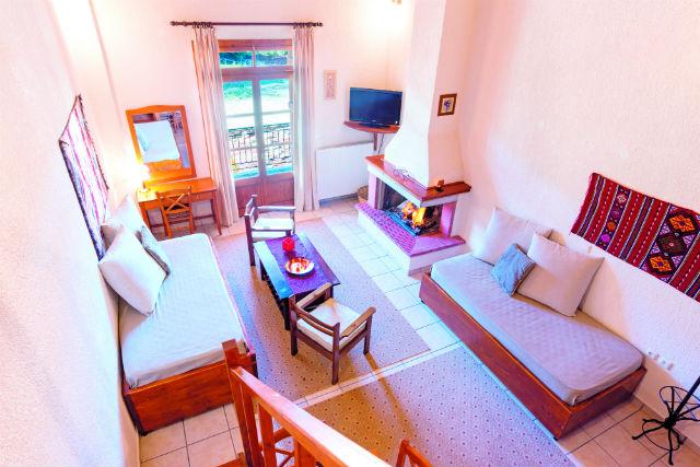 Ξενοδοχείο Μπάμπης, Λιβάδι