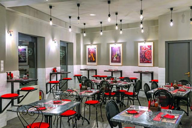 La Fabbrica della pizza - ιταλικό εστιατόριο Αράχωβα