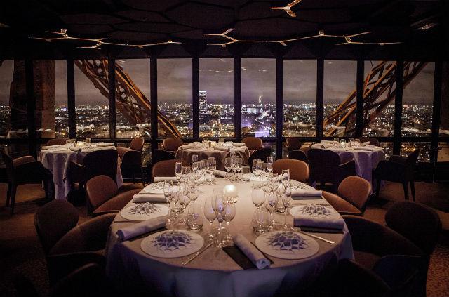 Εστιατόριο Le Jules Verne