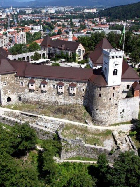 Κάστρο Πριμόζ Σλοβενία