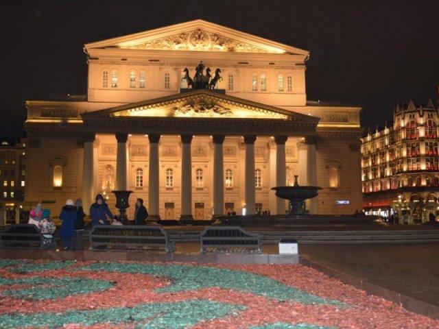 """Μόσχα: Το """"στολίδι"""" της παγωμένης Ρωσίας αποκαλύπτεται!"""