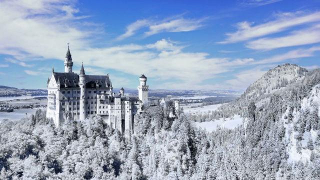 Κάστρο Neuschwanstein: Ζήστε το παραμύθι!