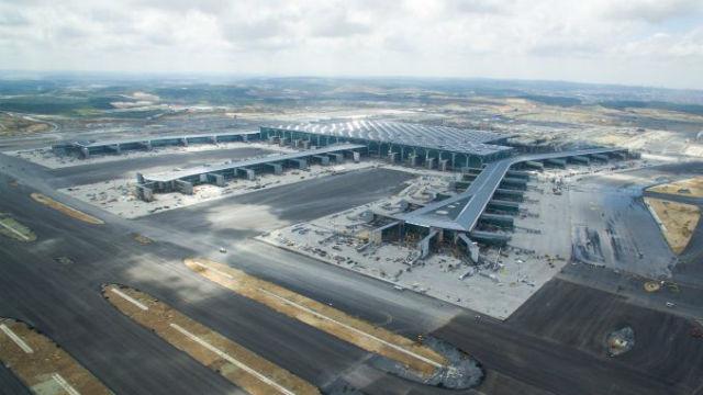 Το νέο αεροδρόμιο της Κωνσταντινούπολης και ο στόχος να γίνει ένα από τα μεγαλύτερα στον κόσμο!