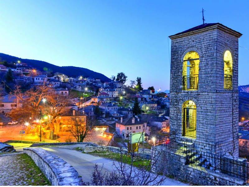 Υπέροχα Ζαγοροχώρια: Ένα αφιέρωμα στα πανέμορφα χωριά των Ιωαννίνων!