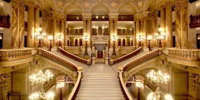Όπερα Γκαρνιέ, Παρίσι