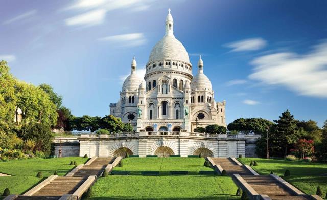 Sacre Coeur, Παρίσι