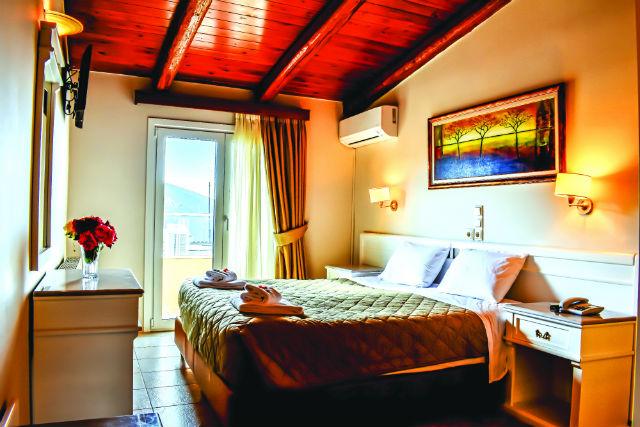 Parnassos Delphi Hotel δωμάτιο