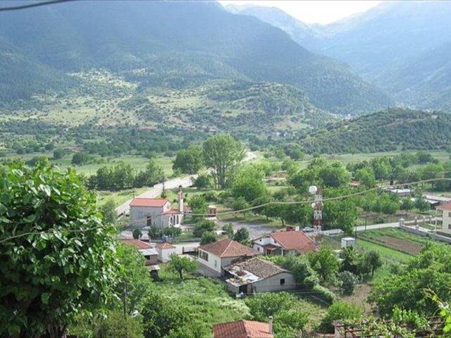 Καστανιά, στο όρος Κυλλήνη, Πελοπόννησος