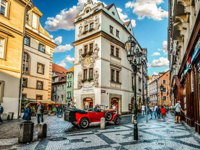Πράγα: Μαγικές φωτογραφίες της πόλης