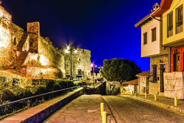 Κάστρα Προπύλαιον Θεσσαλονίκη