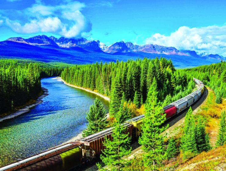 Αυτές είναι οι 14 ονειρικές διαδρομές με τρένο που θα κλέψουν την καρδιά σας!